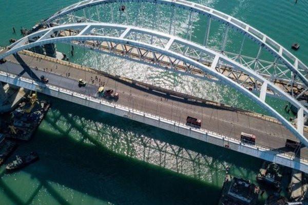 ForPost - Новости : На Украине ждут разрушения Крымского моста