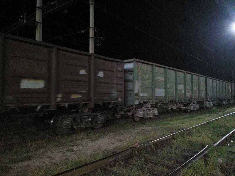 ForPost - Новости : Мужчина рискнул жизнью на железной дороге в Крыму