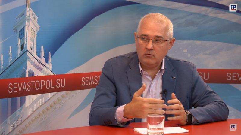 ForPost - Новости : Есть бизнес-подход, а есть давление в стиле лихих 90-х, – гендиректор «Инкермана» Сергей Лебедев