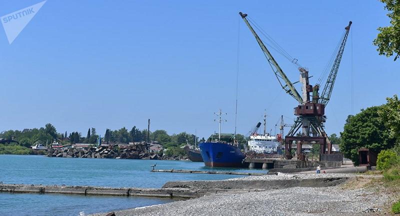 ForPost - Новости : Крым наладил морские грузоперевозки с Абхазией