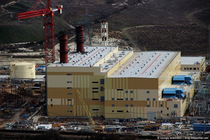 ForPost - Новости : На полную мощность: в Крыму начали добывать свой свет