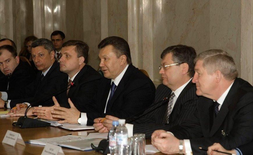 Соратники Януковича могут вернуться в украинскую политику