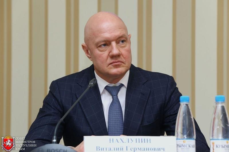 ForPost - Новости : Украина хочет забрать себе подозреваемого во взяточничестве вице-премьера Крыма