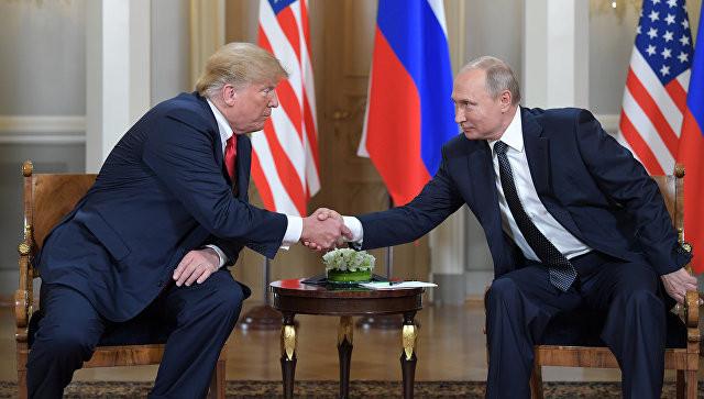 Путин и Трамп проведут переговоры в Париже 11 ноября