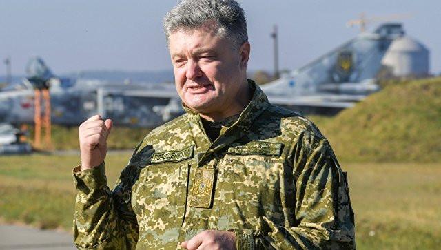 Порошенко призвал к вводу миротворцев ООН в Донбасс