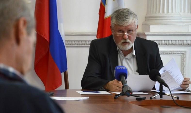 Депутаты Севастополя решили, что делать с губернаторским вето