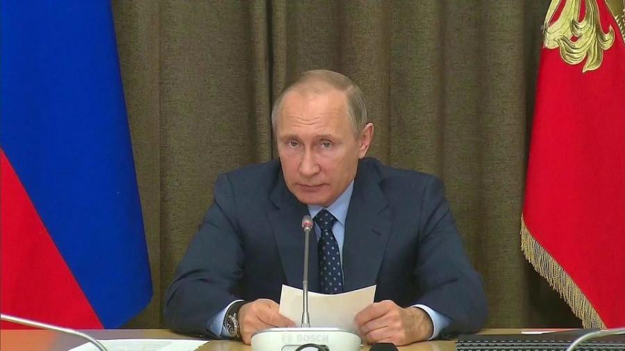 Путин обозначил задачи в реализации 12 прорывных проектов