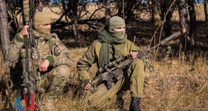 Киев перебросил на южный участок фронта в Донбассе снайперскую группу наемников из Литвы – Безсонов