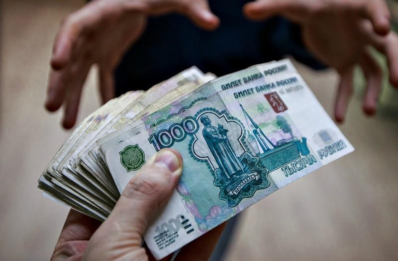 Так вот откуда берутся деньги на взятки чиновникам Крыма