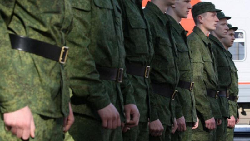 Украина потребовала отмены в Крыму призыва на срочную службу