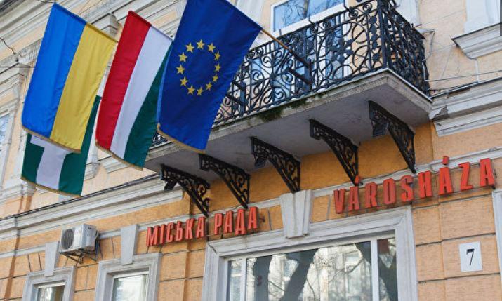 В Киеве признали возможность потери контроля над Закарпатьем