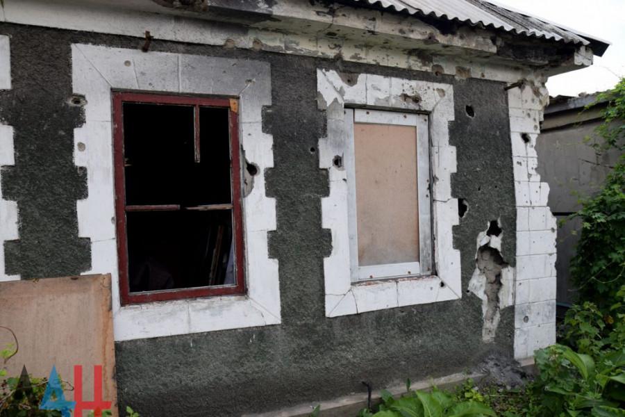 ВСУ за сутки 22 раза нарушили перемирие, выпустив по территории ДНР почти 170 боеприпасов – СЦКК