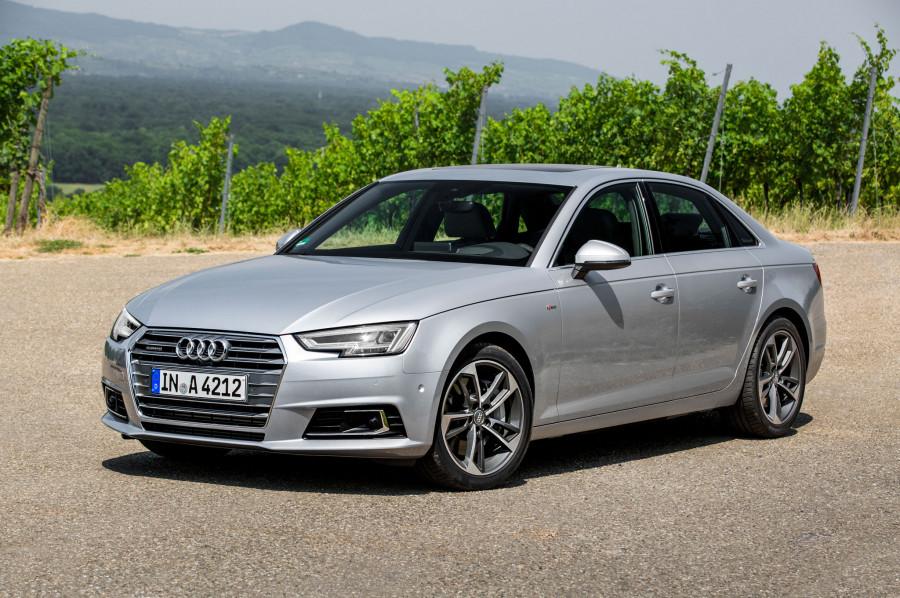 Volkswagen отзовет в РФ около 6,7 тыс. машин Audi