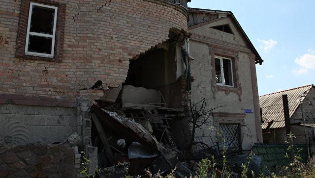 В ДНР заявили, что ВСУ применили боевой беспилотник у Донецка
