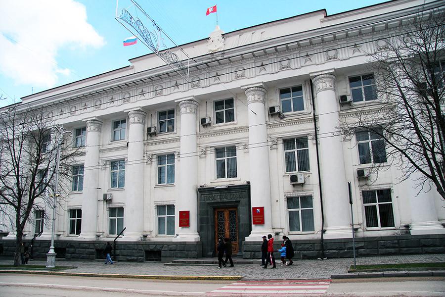 Обсуждение бюджета Севастополя началось с провокации