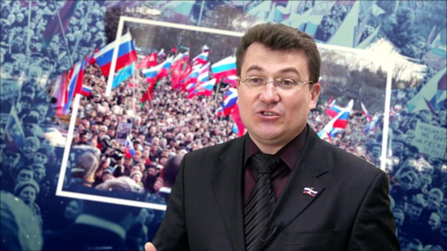 Севастопольца Комелова обвинили в посягательстве на территориальную целостность Украины