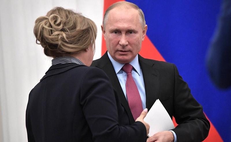 Путин: мы никогда не забудем референдум в Крыму