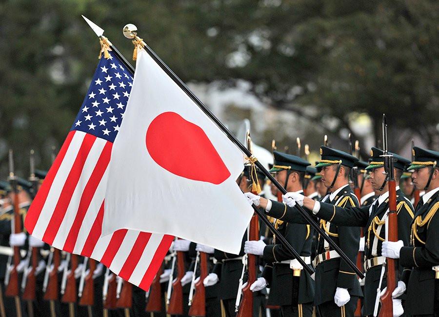 США и Япония начали совместные учения с участием 56,5 тыс. военнослужащих
