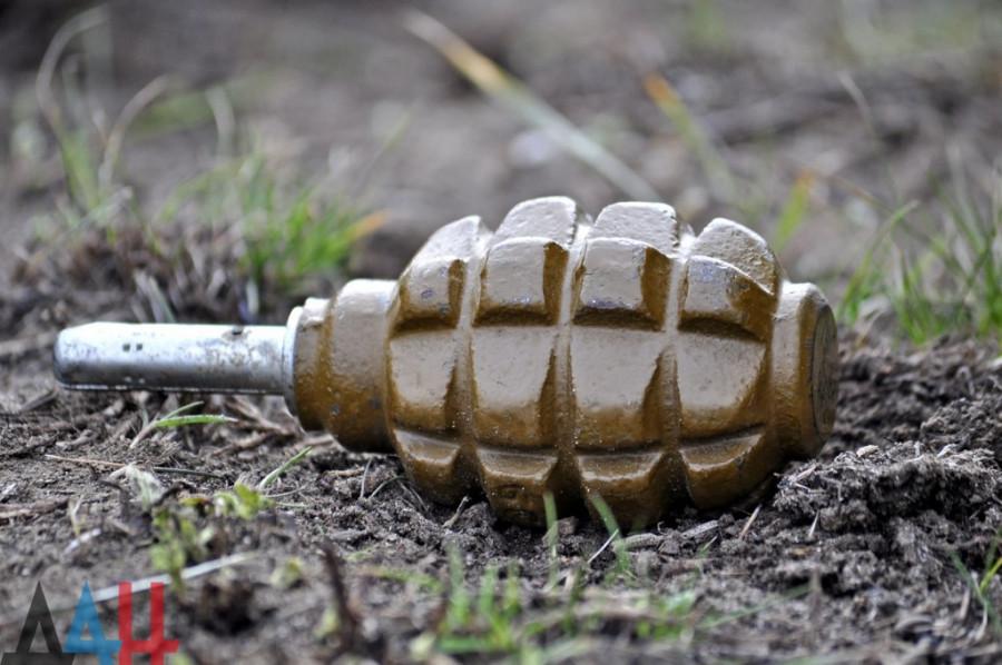 Солдат ВСУ в Донбассе погиб из-за неправильного обращения с гранатой, еще двое ранены – разведка