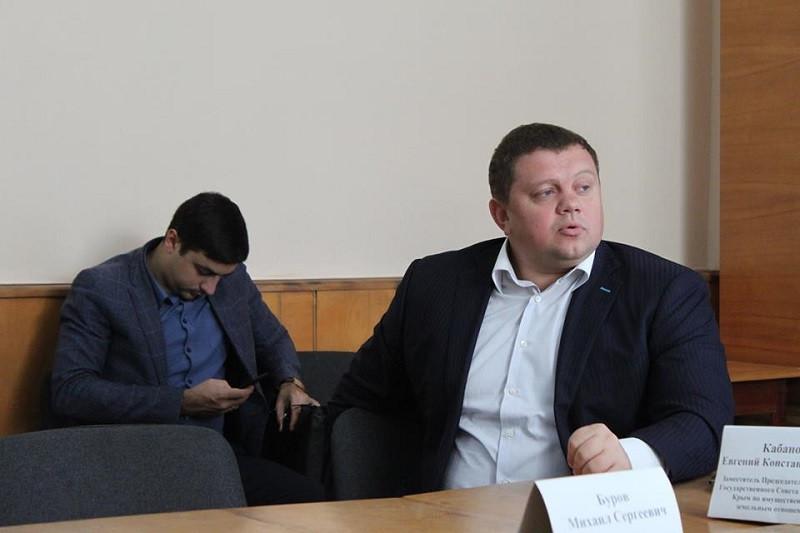 Парламент Крыма одобрил правительственное назначение Кабанова