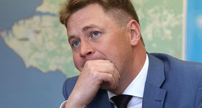 ForPost - Новости : Губернатор Севастополя теряет позиции из-за скандалов