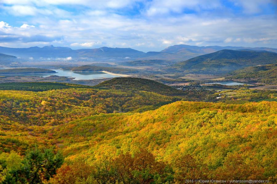 ForPost - Новости : Байдарскую долину в Севастополе хотят застроить домами для богатых