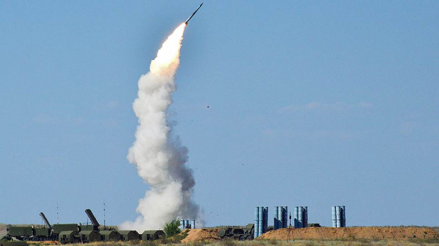 Израиль отказался от самостоятельных атак по Сирии из-за С-300