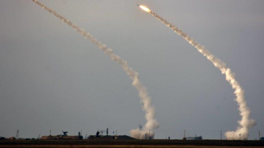 ВСУ скромно постреляли у границ с Крымом