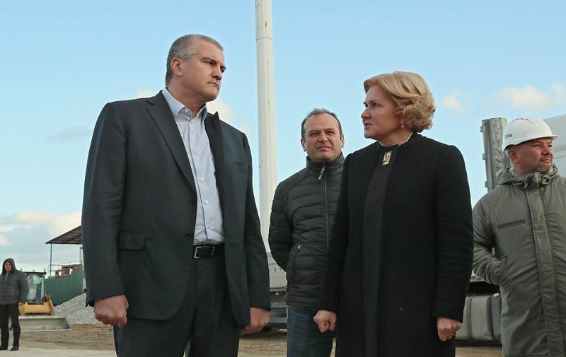Москва оценила проблемное развитие Крыма на тройку