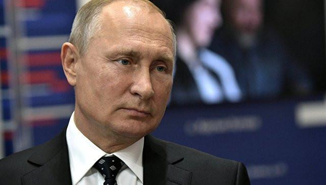 Путин наградил мэра Загреба, украинского общественника и других иностранцев