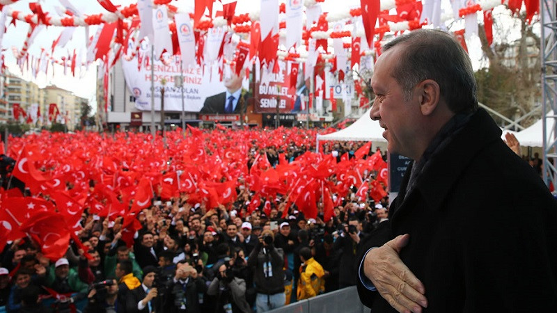 Заявление президента Турции о Крыме оценил эксперт