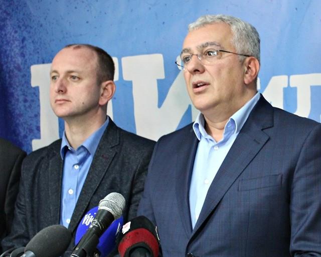 Оппозиция Черногории обратилась к России с просьбой о защите