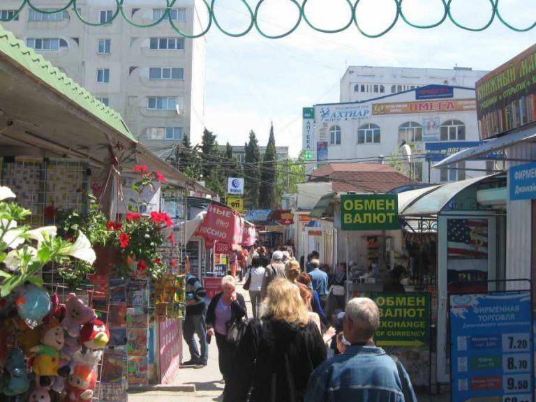 ForPost - Новости : В Севастополе разжигается новый конфликт - вокруг сноса Сталинградского рынка