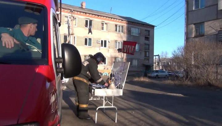 """Взрыв газа в ЕАО: """"Струна"""" выявила 30 непригодных для жилья квартир"""