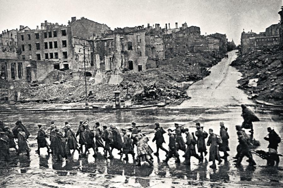 6 ноября 1943 года. День освобождения Киева