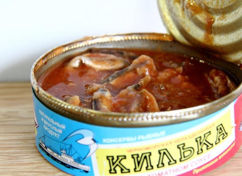Килька есть килька: Роскачество оценило крымские консервы