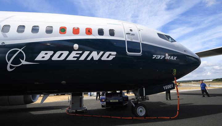 Boeing предупредит все авиакомпании об опасности сбоя в моделях 737 Max