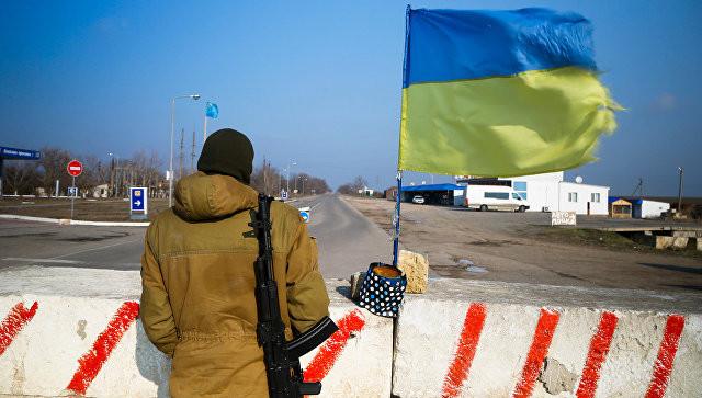 На Украине ввели уголовную ответственность для россиян за нарушение границы