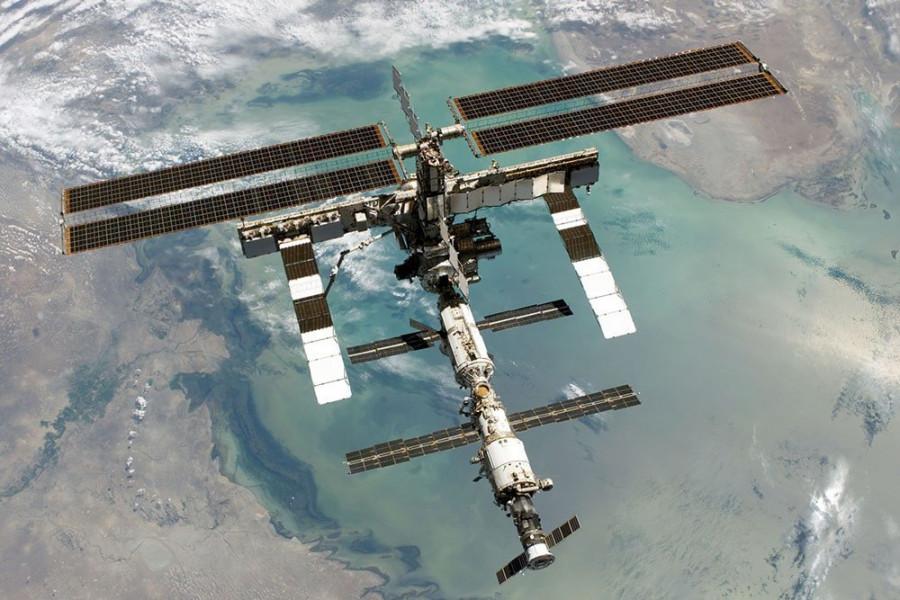 """В """"Роскосмосе"""" сообщили о сбое в одном из компьютеров на МКС"""