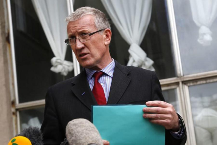 Глава миссии ОБСЕ на переговорах в Минске представил преемника Александра Хуга