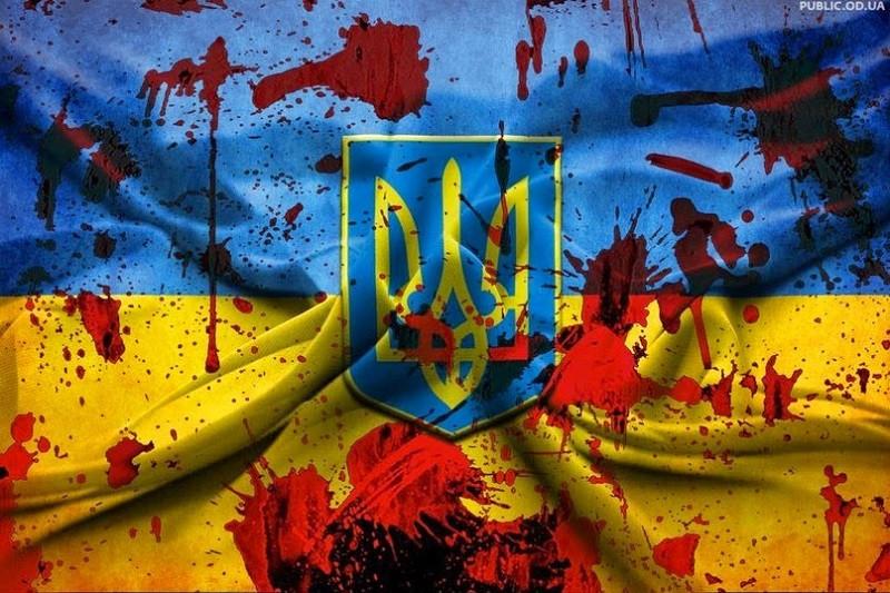 ForPost - Новости : Блогер из Крыма: украинский флаг для Донбасса — символ войны и горя