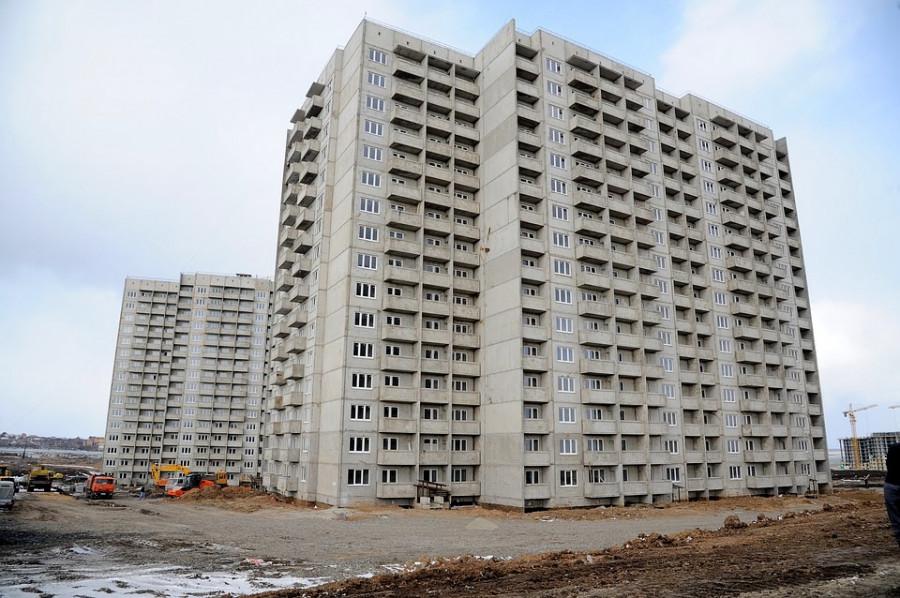 Жильё по льготной стоимости в Севастополе начнут продавать в 2020 году