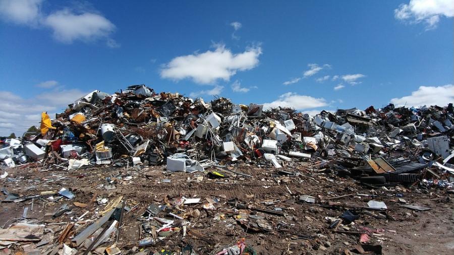 ForPost - Новости : В Севастополе взялись за ядовитый мусорный полигон