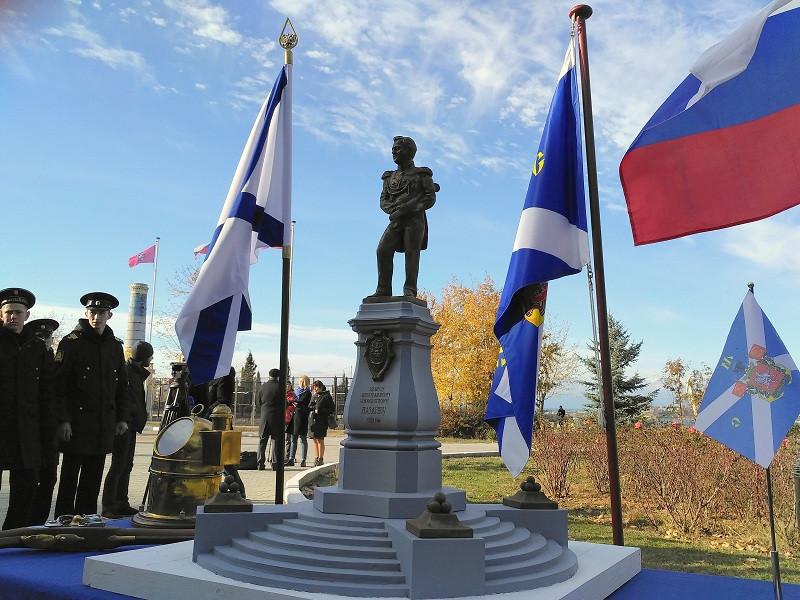 В Севастополе восстановят памятник адмиралу Лазареву