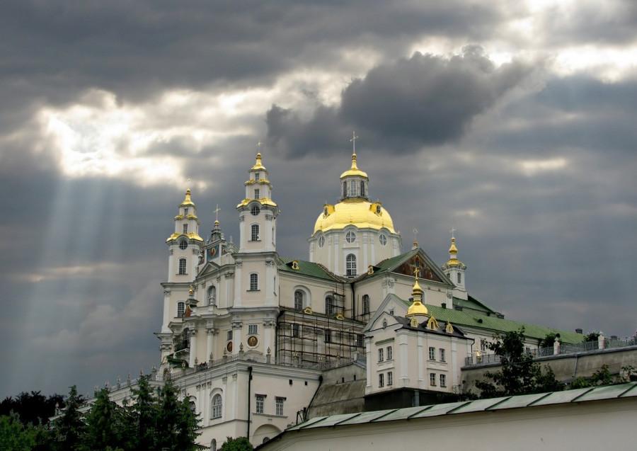 Украинский Минкульт оспорил передачу Почаевской лавры Московскому патриархату