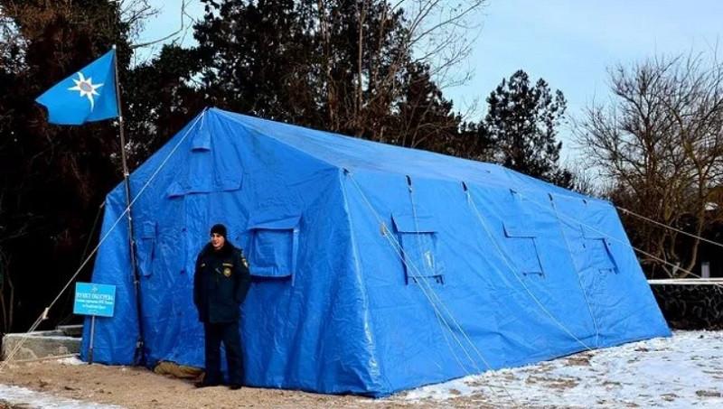 В морозы бездомных жителей Крыма приютят и согреют