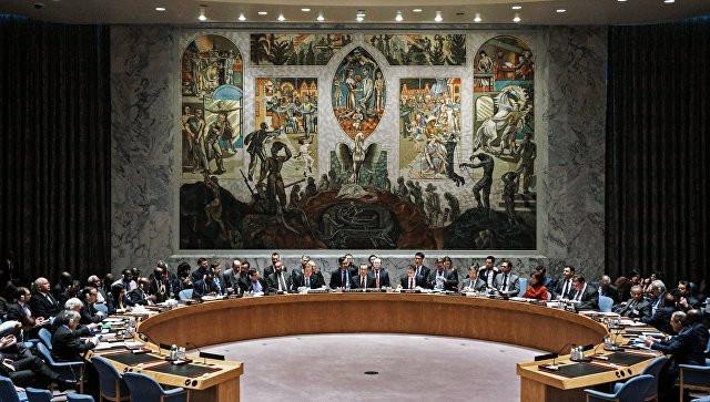 Украина вновь заявила о желании лишить членов Совбеза ООН права вето
