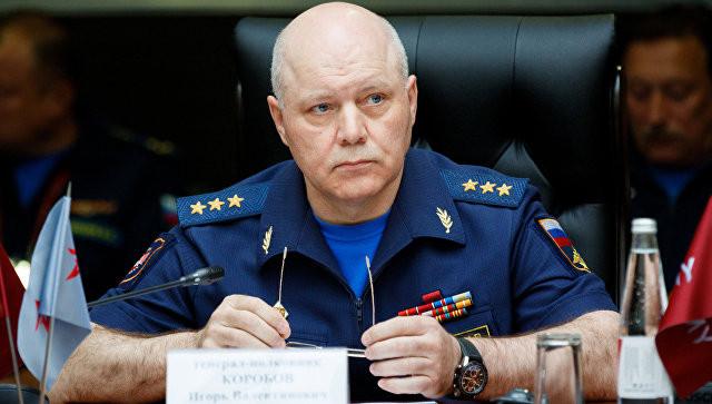 Минобороны сообщило о смерти начальника ГРУ Игоря Коробова