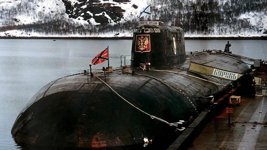 Семья погибшего на подлодке «Курск» офицера получит квартиру в Севастополе