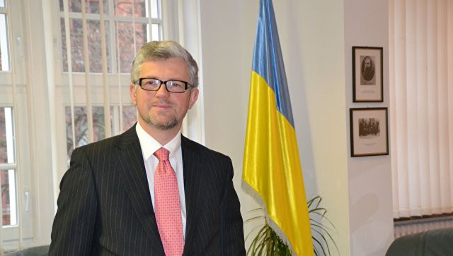 """Посол Украины ответил на требование МИД ФРГ закрыть сайт """"Миротворец"""""""